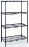 Starter Chrome Shelving Units 74