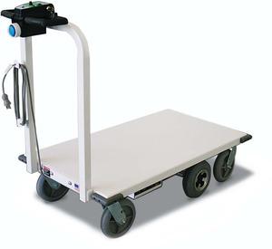 Econo Motorized It Platform Cart Mainline Computer