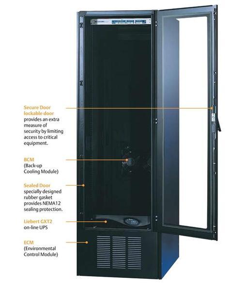 sc 1 st  Mainline Computer & Liebert® MCR Air Conditioned Server Rack | Mainline Computer