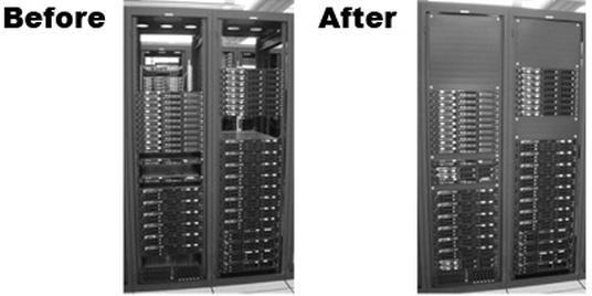 Plenafill 174 Blanking Panel Mainline Computer