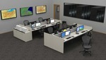 Control Room Supervisor Workstations