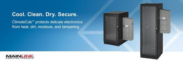Black Box Climatecab Air Conditioned Server Cabinets